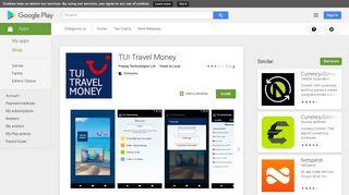 TUI Travel Money – Apps on Google Play