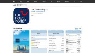 TUI Travel Money on the App Store - iTunes - Apple