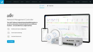 Ubiquiti Networks - Software