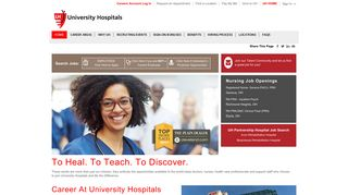 University Hospitals Careers - Search & Apply Online