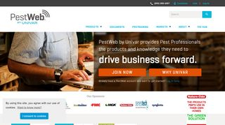 Professional Pest Control Products & Info from Univar