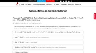 Welcome | Step Up For Students