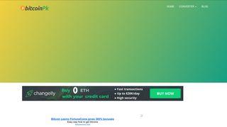 Bitcoin Pakistan - Community Organization