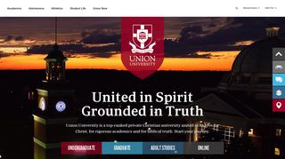 Union University: Best Private Christian Universities in Tennessee ...
