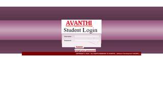 Student Login