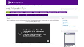 Home - Virtual Business Library - Research Guides at New York ...