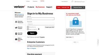 Verizon My Business - Services, Email, Rewards | Verizon