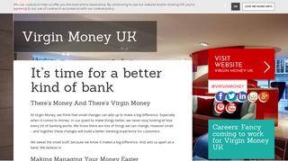 Virgin Money UK   Virgin