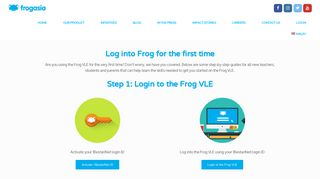 For New Users   FrogAsia Sdn Bhd