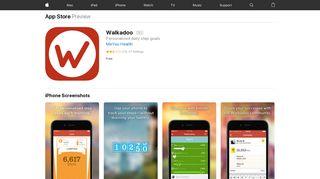Walkadoo on the App Store - iTunes - Apple