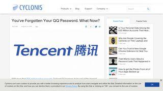 Wechat login with qq id