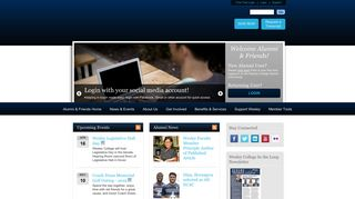 Wesley College - Login - iModules