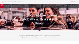 Absa   Send money globally with our Western Union service