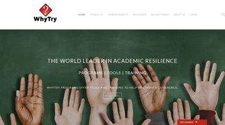 WhyTry Resilience Education