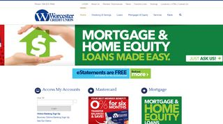Worcester Credit Union