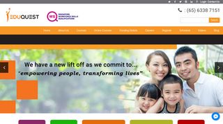 WSQ Courses - WSQ Training & Certification - Singapore