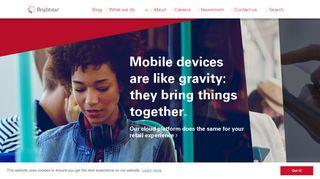Brightstar: Homepage