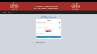 KVS   Recruitment - CBSE ITMS