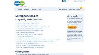 Localphone Basics | Localphone