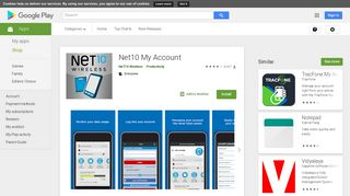 Net10 My Account - Apps on Google Play