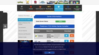 Pokémon TCG Online - Pokemon.com