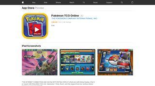 Pokémon TCG Online on the App Store - iTunes - Apple