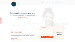 PlanetSoho: Invoicing - Billing