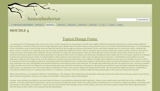 MOUDLE 3 - hauwabashorun - Google Sites