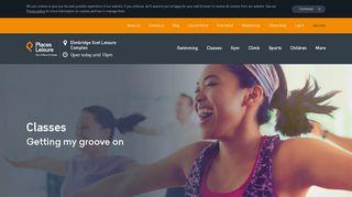 Workout Classes | Elmbridge Xcel Leisure Complex |Walton on ...