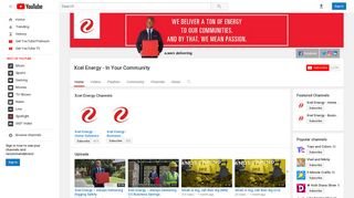 Xcel Energy - In Your Community - YouTube