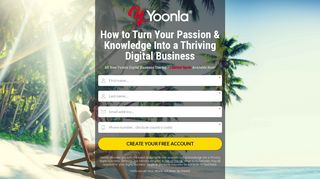 All New Yoonla - Create Your Account