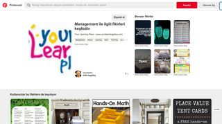 Your Learning Place - www.yourlearningplace.com - Pinterest
