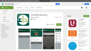 ZB Mobile Banking - Apps on Google Play