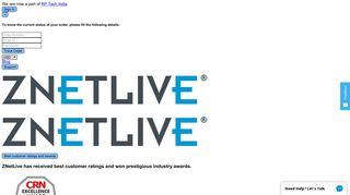 ZNetLive: Cloud Server Provider and Web Hosting Provider