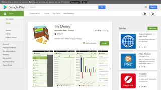 My Money - Apps on Google Play