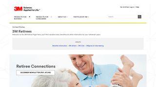 3M Retirees - United States