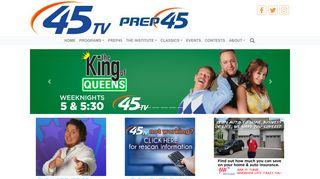 45TV | Twin Cities TV home for comedy & high school sports