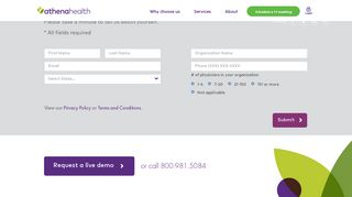 Access Clinicals from Your Phone   athenahealth