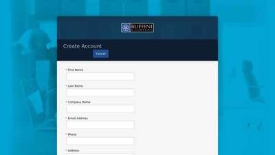 Account  Buffini & Company