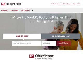 Administrative Jobs & Administrative Staffing   OfficeTeam - Robert Half