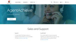 AgentAchieve Customer Service - CoreLogic