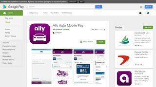 Ally Auto Mobile Pay - Apps on Google Play