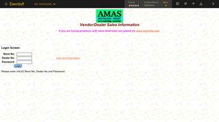 Antique Mall Dealer Login for what-sold (backup site)