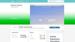 apps.csx.com - CSX Access Gateway - Apps CSX - Sur.ly