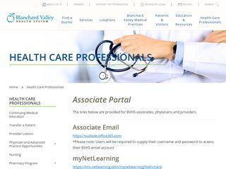 Associate Portal