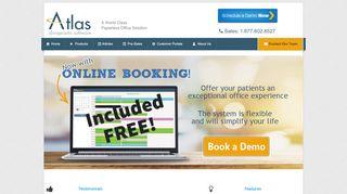 Atlas Chiropractic Software