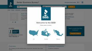 Auto Data Direct Inc   Better Business Bureau® Profile