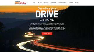 Autozone, employee tells us to wait a minute - YouTube