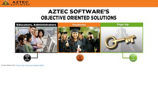 Aztec Learning Software