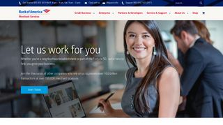 Bank of America Merchant Services - Payment Processing ...